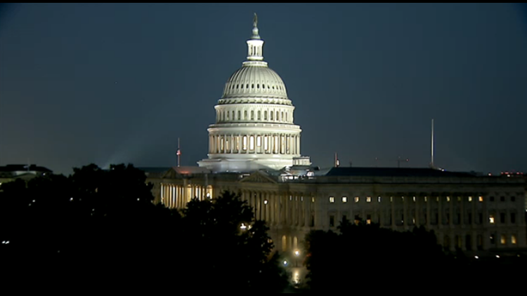 Without spending bill, federal government set to shut down on Sept. 30