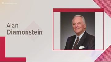 Former Virginia delegate Alan Diamonstein dies