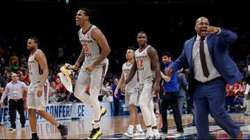 Hokies advance to Sweet 16 for the first time in 52 years