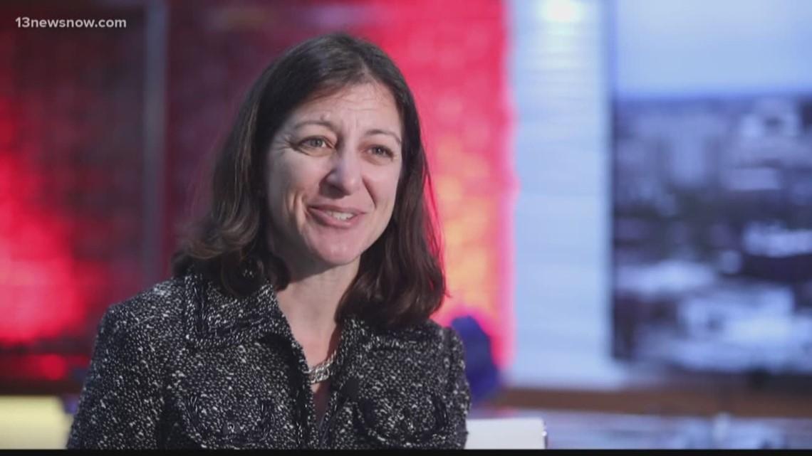 Bi Partisanship In Senate >> What's ahead for Elaine Luria in Congress? | 13newsnow.com