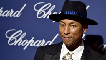 "Pharrell announces ""Friends"" for 'Something in the Water'; VIP, early admission tickets sell out"