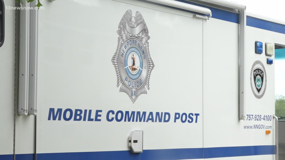 Newport News Police Department gets $1M for new mobile command post