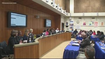 Norfolk elementary school parents bring concerns to school board
