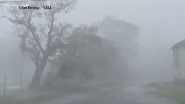 Hurricane Fast Facts: Hurricanes making landfall