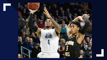 Monarchs Pull Away From Southern Miss.