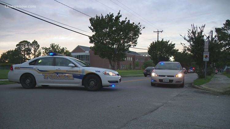 Teen killed in Portsmouth shooting, another teen hurt