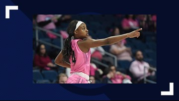 Hudson's 23 points guide ODU over Lady Raiders