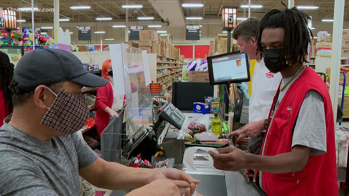 Cutting a Grocery Tax? Glenn Youngkin Campaigns Tax Cut