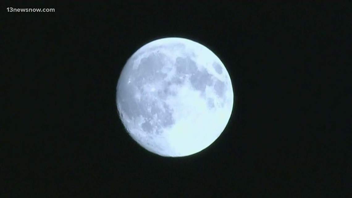 Tonight's Super Moon and what to look for in the sky