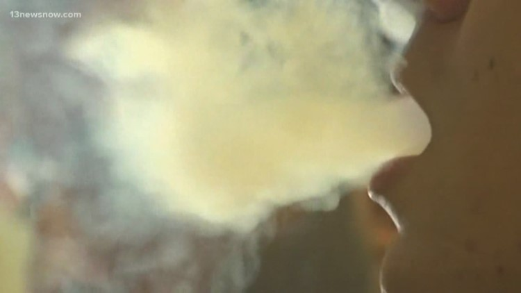 Number of Hampton Roads students getting infractions for vaping skyrocket
