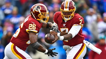 Redskins continue to struggle offensively; lose to Bills 24-9