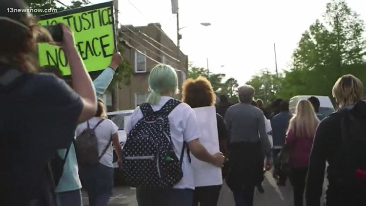 Pasquotank Sheriff's Office to end Elizabeth City protest assistance