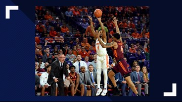 #11 Hokies knocked off by Clemson