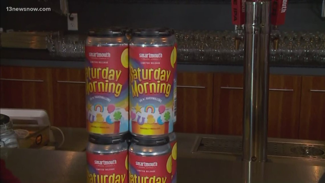 Smartmouth Brewing Company Unveils Lucky Charms Inspired