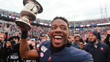 UVA football loves a challenge and they have one