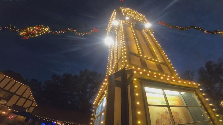 Busch Gardens announces return of Christmas Town for 2021