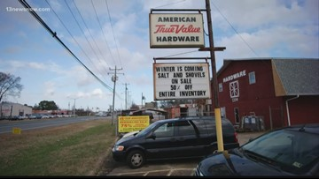 Mom-and-pop hardware store closing