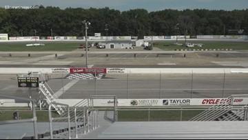 INSIDE ACCESS: Langley Speedway in Hampton