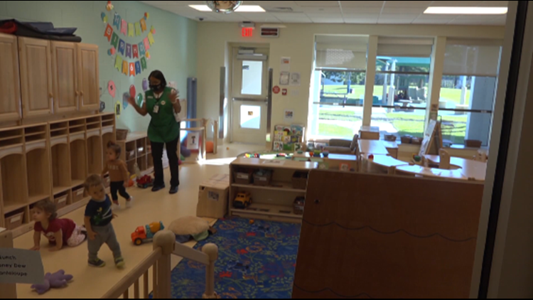 Military said to be facing 'crisis' on child day care