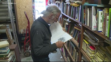 Beacon Books owner sees the world in his books