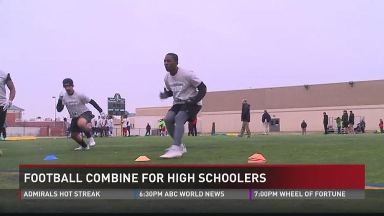 Recruit 757 High School Combine 13newsnowcom