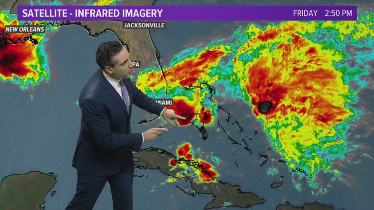 Tropics Update: A Look at What Could Become the First Named Storm of the Hurricane Season (Arthur)