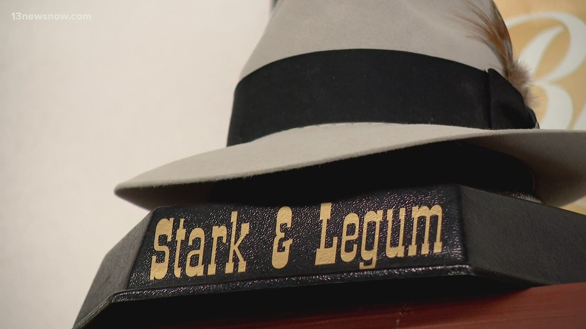 97-year-old Stark & Legum men's wear shop survives the pandemic