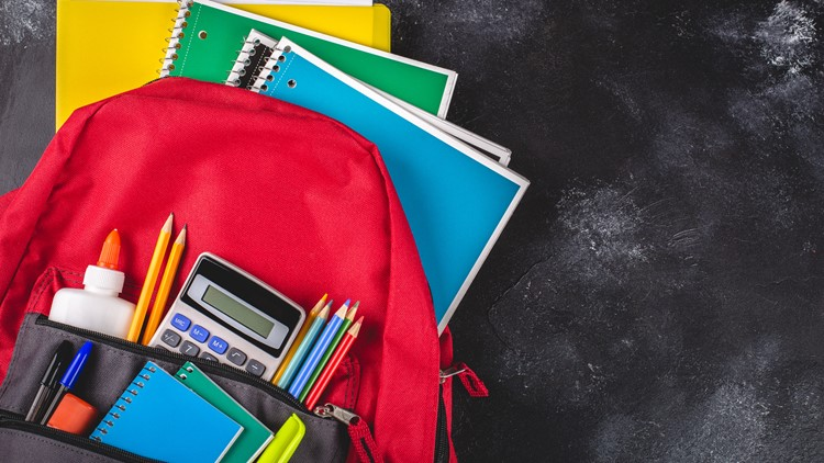Here's where you can get Back to School supplies for free around Hampton Roads this weekend