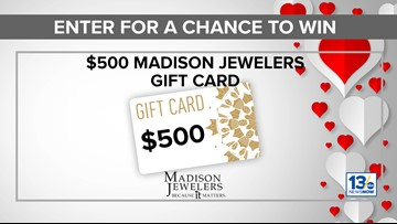 Madison Jewelers sweepstakes rules