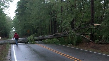 Some residents in Hampton Roads still without power after storms