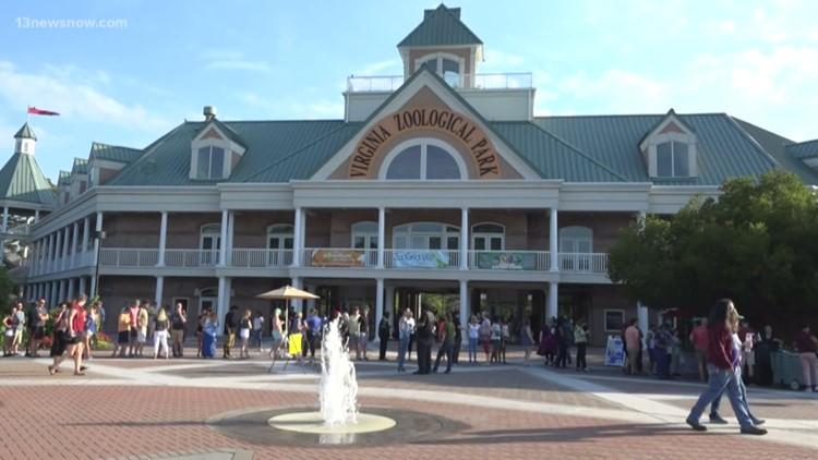 Virginia Zoo raising money for train repairs