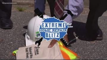 NEWSMAKER: Habitat for Humanity holds 'Extreme Home Repair Blitz'