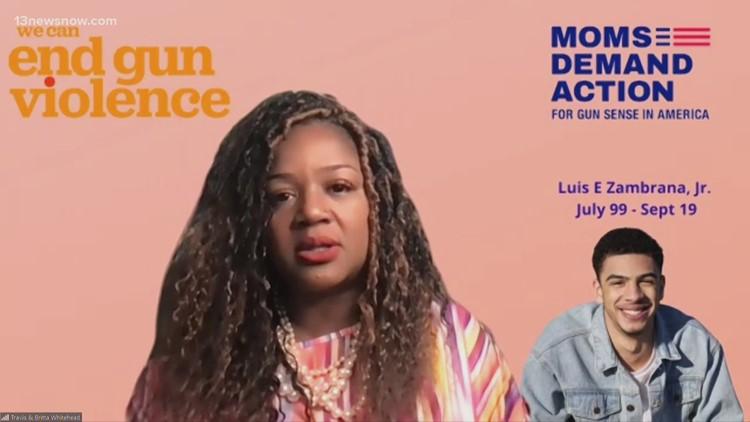MAKING A MARK: Raising Gun Violence Awareness