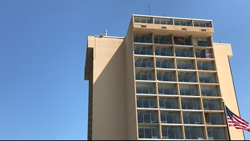 What's to come of dilapidated Military Circle mall hotel with $3 million price tag?