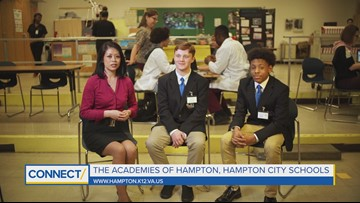 CONNECT with Hampton City Schools