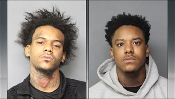 Four arrested following shooting at MacArthur Center