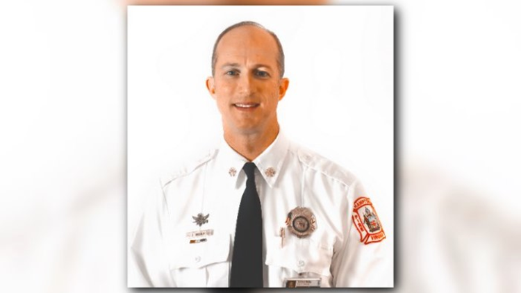 Hampton interim fire chief to take on the job permanently