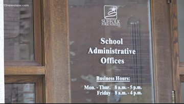 Suffolk Public Schools asks public's opinion of starting school two weeks before Labor Day