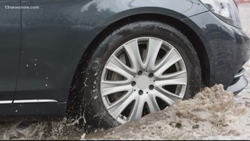 Newsmaker: Important reminder for driving in a storm