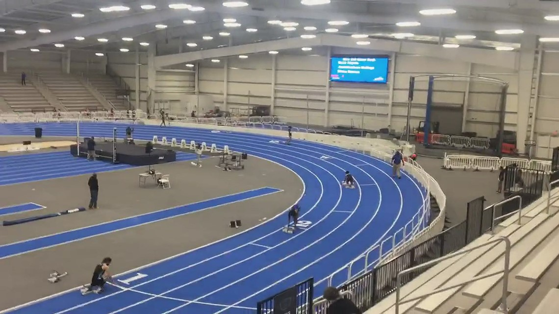 Class 6A Indoor Track and Field Championship
