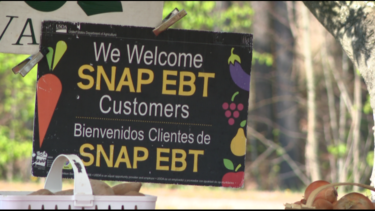 Chesapeake Health Dept. kicks off weekly farmer's market to increase access to fresh food