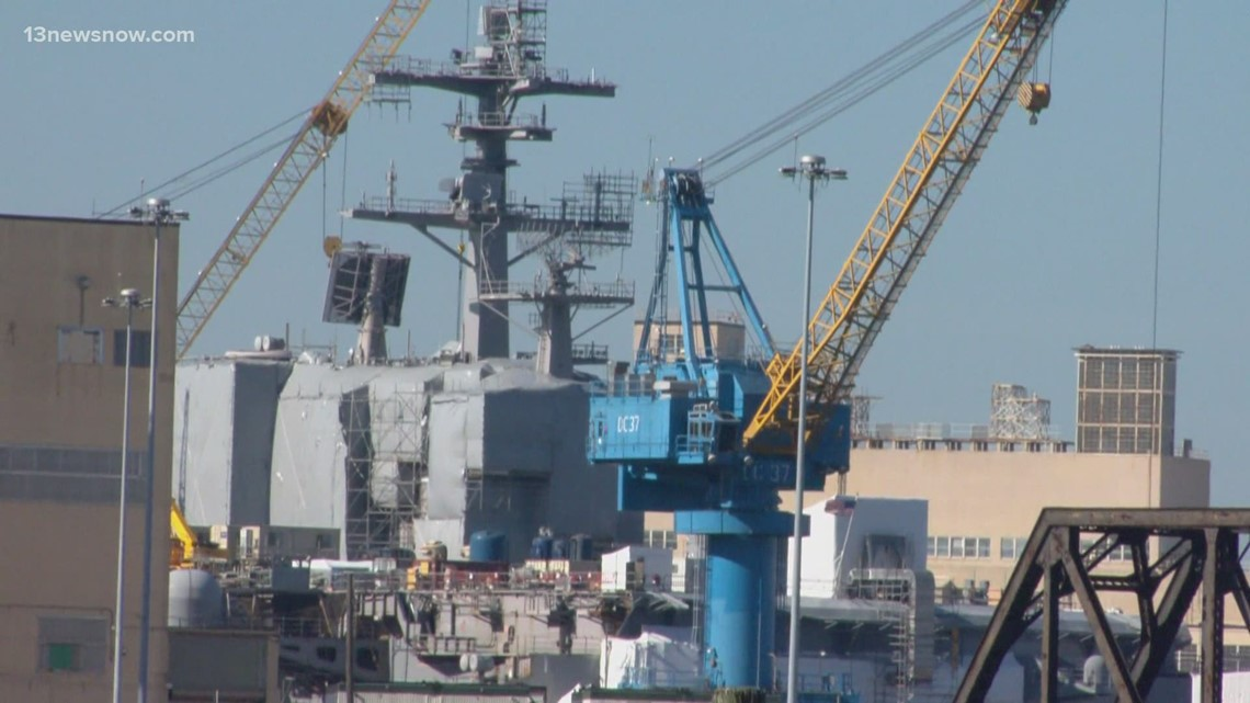 Improving America's publicly-owned shipyards