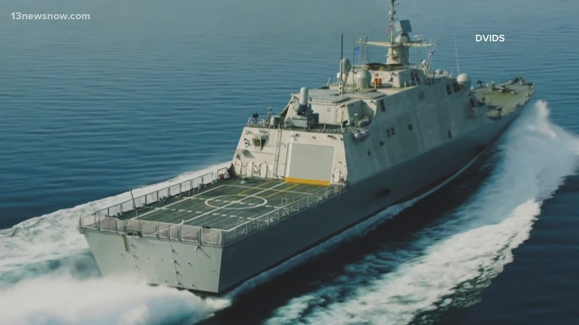 Rep. Luria questions Navy's push to decommission ships