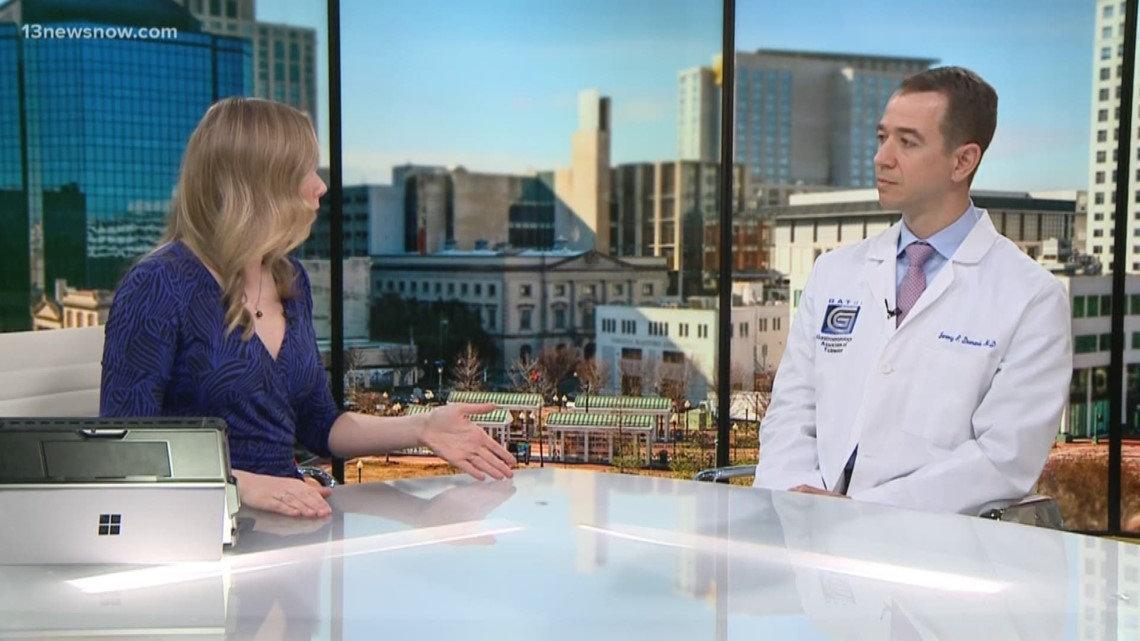 Noon Interview: March is Colon Cancer Awareness month