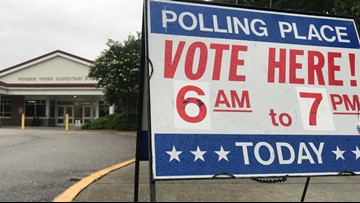 Low voter turnout expected on Primary Day