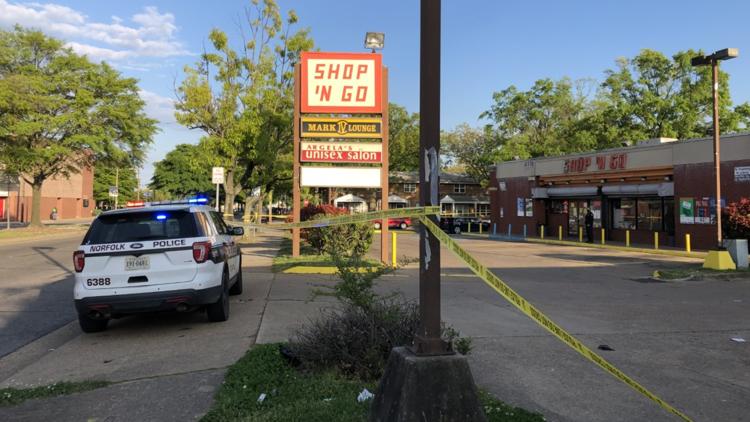 Norfolk man killed in Virginia Beach Blvd. shooting