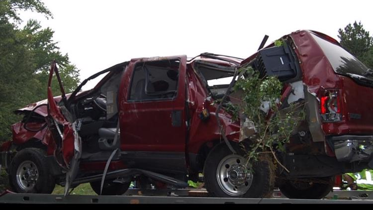 Two people from Newport News killed in crash on I-295 in Hanover County