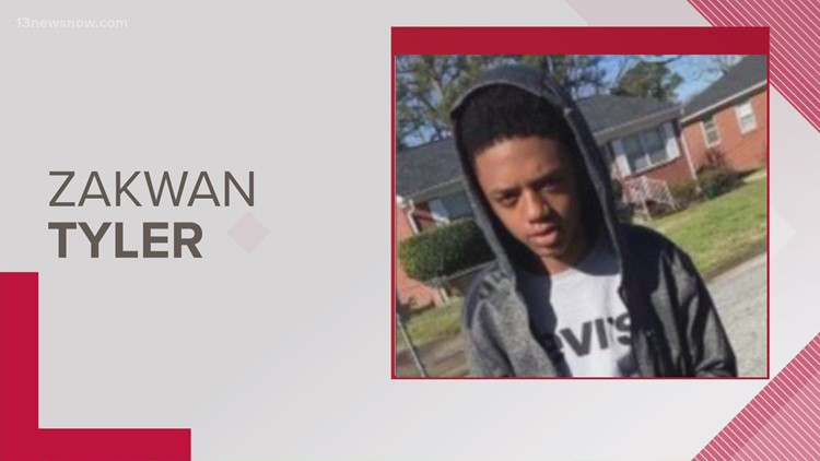 Have You Seen This Teen? Police Search for 16-Year-Old Zakwan Tyler