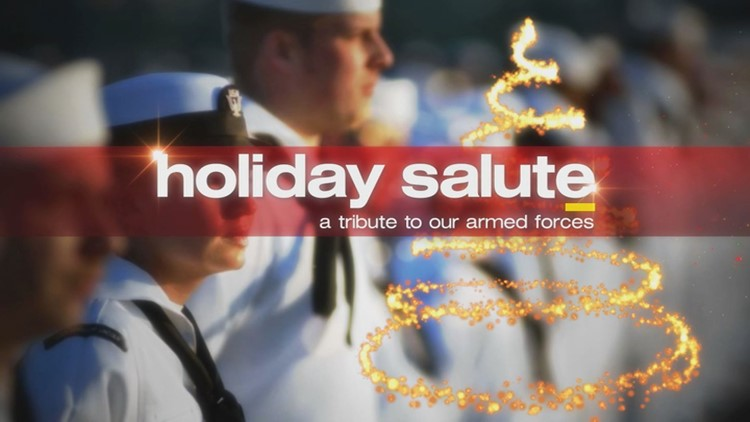 From 2011: The 26th Annual Holiday Salute