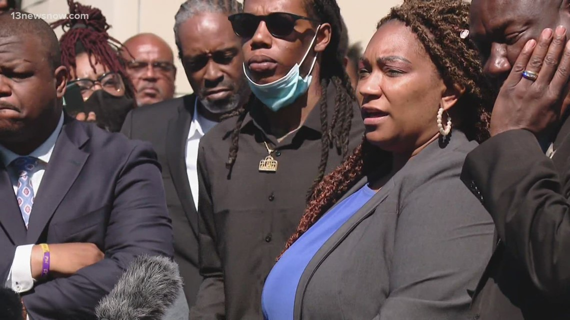 Family of Andrew Brown, Jr. prepares to watch body camera videos from when deputies shot, killed him